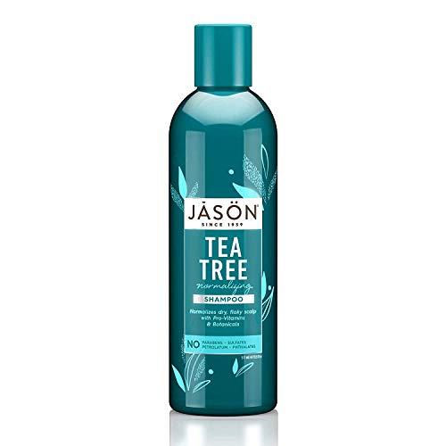 Jason Natural Cosmetics, Champú de Árbol del Té, 517 ml