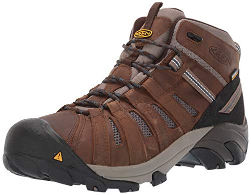 KEEN Utility Men's Cody Mid Steel Toe Waterproof Work Boot