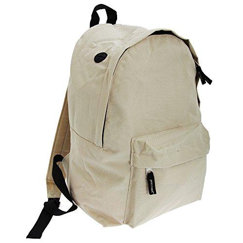 SOLS Rider Backpack / Rucksack Bag (ONE) (Dune)