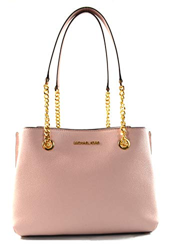 """This is a medium to large purse, the measurements are 12""""L x 9""""H x 5""""D Made of pebbled leather Top snap closure 3 compartments to better organize your daily essentials Inside 1 zipped middle compartment, 1 zipped pocket in back compartment, 2 slip po..."""