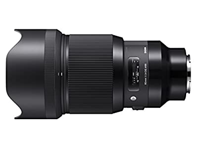 85mm F1.4 Art DG HSM for Sony E from SIGMA