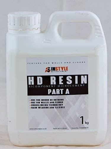 InStyle Resina de microcemento HD, 1 kg.