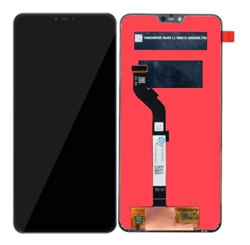 Tela Frontal Touch e Display LCD Mi 8 Lite Mi8 Lite Preto