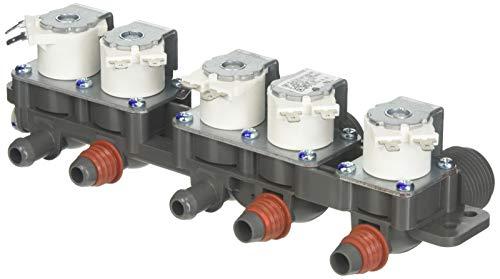 LG AJU75152601 - Válvula de entrada de agua para lavadora