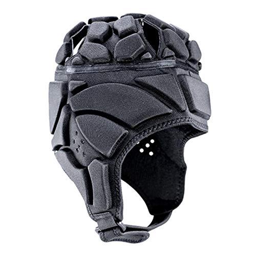 SM SunniMix Casco de Rugby Premium Deporte Soft Shell Headguard Headgear Gorra...