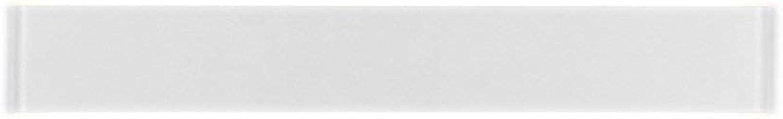 BAIJJ Badezimmerspiegelleuchte Moderne Einfache Weie LED Aluminium Wohnzimmer Schlafzimmer nachttischlampe Gang Kreative Badezimmerspiegel Frontleuchte (Farbe  14 Watt (Weilicht 41 cm))