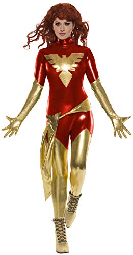 Rubie's womens Marvel X-Men: Dark Phoenix Costume, As Shown, Large US