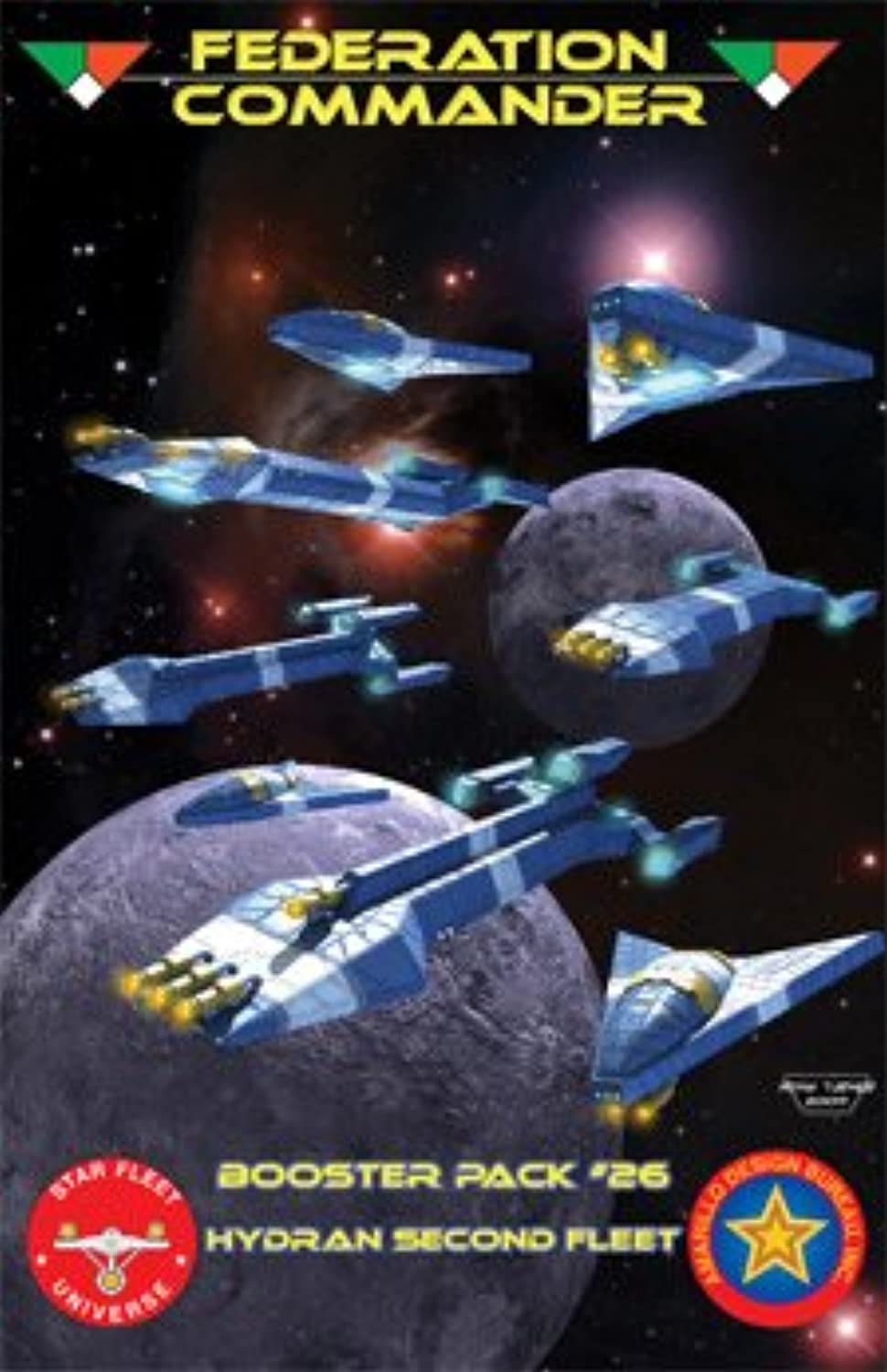 Federation Commander  Booster 26