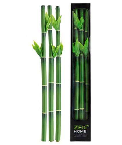 Zen Home Bambu DE LA Suerte Artificial, Plantas Artificiales Plantas Artificiales Decorativas, Planta Artificial, bambú Artificial, decoración casa, Decoracion hogar, Planta Artificial Bambu