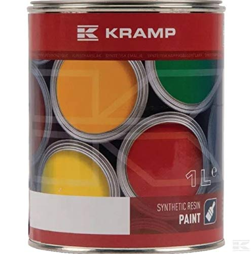 Kramp Lack Feuerrot RAL 3000 Kunstharz Fahrzeuglack 1L