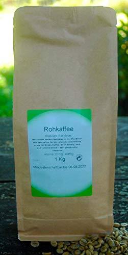 Naturix24 Rohkaffee aus Brasilien Rio Minas 1 Kg