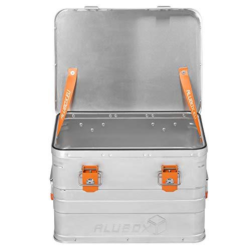 ALUBOX B29 - Aluminium Transportbox 29 Liter, abschließbar - 3