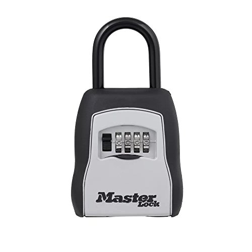 Master Lock 5400D Set Your Own Combination Portable Lock Box Now $13.05 (Was $39.63)