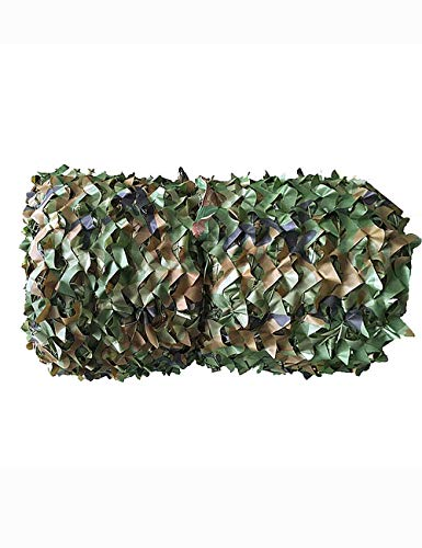 WZHCAMOUFLAGENET Mountain Mode Camouflage Net Dschungel Camping Party Dekoration Outdoor Sonnenschirm Multi-Größe Optional (größe : 4 * 5m)