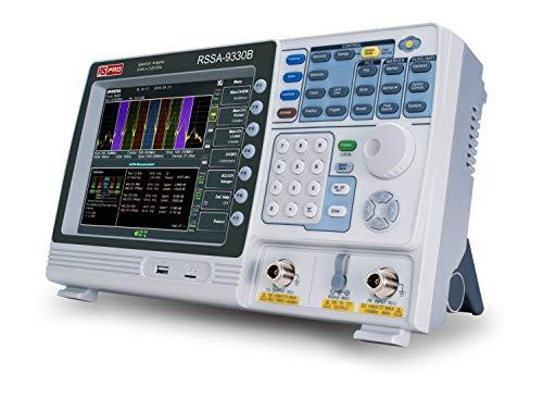 RS PRO Spektrumanalysator, 9 kHz → 3 GHz, 9 kHz / 3GHz, GPIB, LAN, microSD, RS232, USB