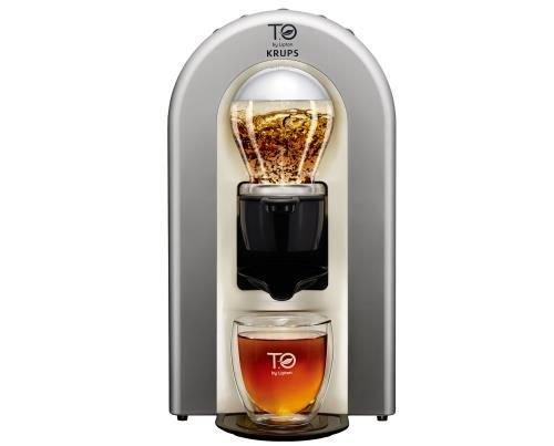 Krups TE500E00 Machine à thé Argent...