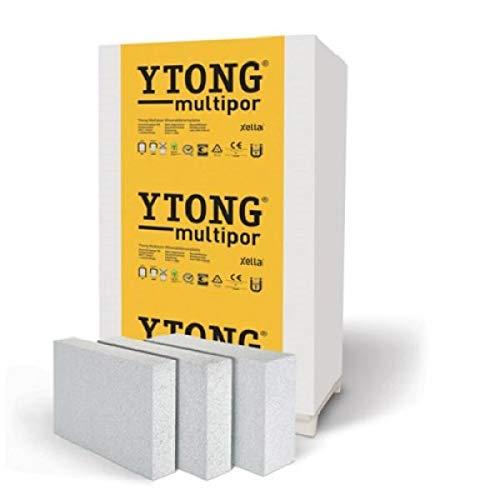 60 mm Ytong Multipor Innendämmung (WLG 042) Größe 5 Paletten (= 140,40 m²)