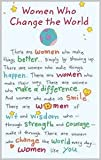 Women Who Change The World Wallet Card