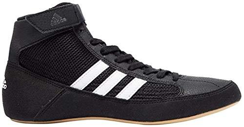 adidas Havoc Junior Wrestlingschuhe, Schwarz36 3