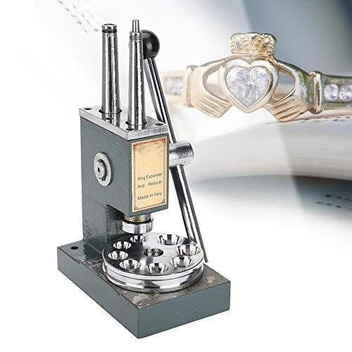 QWERTOUY Pro Ring Stretcher Reducer Vergroter 1 tot 1,5 Grootte Ring Grootte aanpassing Reparatie Gereedschap Sieraden Maken Accessoire Gereedschap voor Juweliers