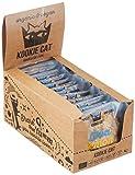 Kookie Cat  Chia and lemon, Organic vegan cachew / oat cookie, 12er Pack (12 x 0.05 kg)