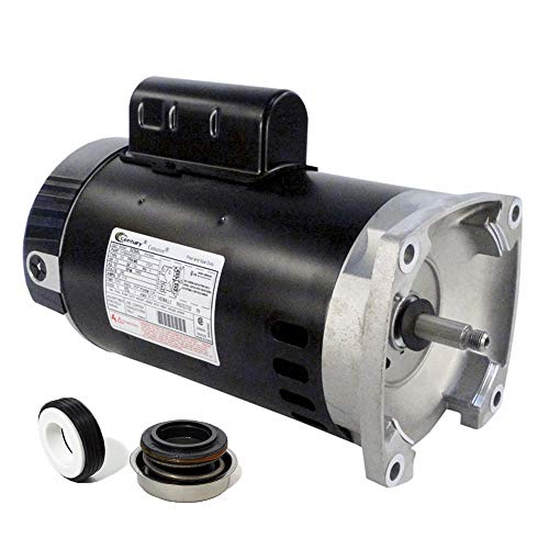 Puri Tech Motor and Seal Replacement Kit for B2848 and PS-1000