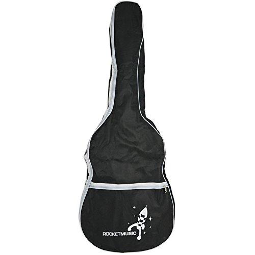 3rd Avenue Rocket Music CG34BG Tasche für 3/4 Gitarre Schwarz