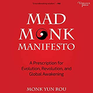 Mad Monk Manifesto cover art
