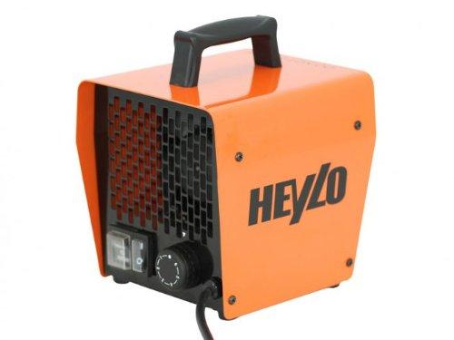 Heylo DE2XL - Calefactor de aire (eléctrico)