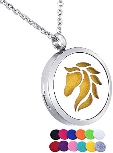Top 10 Best horse essential oil necklace Reviews
