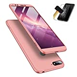 Huawei Honor 7A/Y6 Case with tempered glass, MISSDU Slim