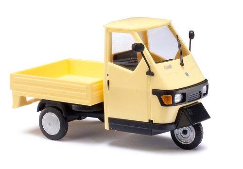 Busch 60003 - Piaggio Ape 50 , Maßstab 1:43, gelb