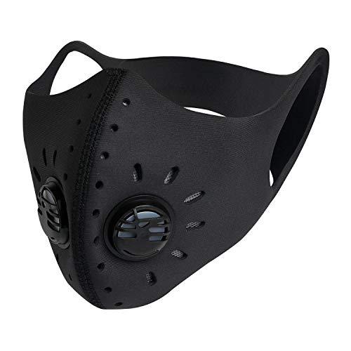 Monton[モントン]スポーツマスク KN95防塵マスク(自転車ロードバイクやジョギングなどのスポーツに)