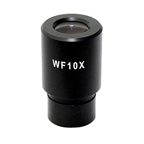 AmScope EP10X23-S One WF10X Microscope Eyepiece (23mm)