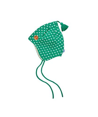 Finkid Tipsa Bonnet Kids emerald/offwhite Kopfumfang 48 cm 2016 Kopfbedeckung