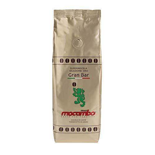 Mocambo Kaffee Gran Bar Selezione Oro 250g Bohnen