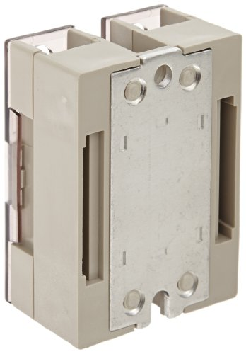 Omron G3NA-220B-UTU DC5-24 Solid State Relay, VDE Certified Model, Zero Cross Function, Yellow Indicator, Phototriac Coupler Isolation, 20 A Rated Load Current, 24 to 240 VAC Rated Load Voltage, 5 to 24 VDC Input Voltage