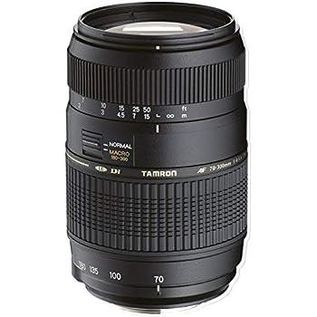 Tamron Af 70 300mm F 4 0 5 6 Di Ld Macro Zoom Lens For Elektronik