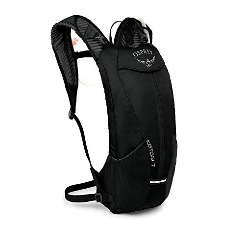Osprey Katari 7 Men's Hydration Pack with 2.5L Hydraulics™ LT Reservoir - Black (O/S)