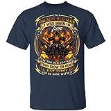 I'm A Grumpy Old Man I was Born in June I'll Just Shoot You T-Shirt | Funny Birthday Gift for Men Navy