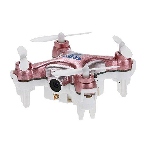 Cheerson Original CX-10W 4KANAL 6-Achs Gyro WiFi FPV RTF Mini RC Quadcopter mit 0.3MP Kamera