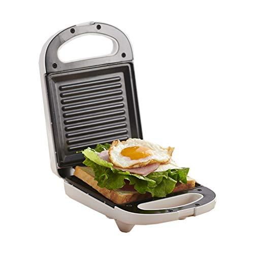 JDKC- Gaufrier Grille-Pain à Sandwich Antiadhésif Fabricant de Toastie à Remplissage Profond Presse à Panini Facile à Nettoyer Waffle Maker