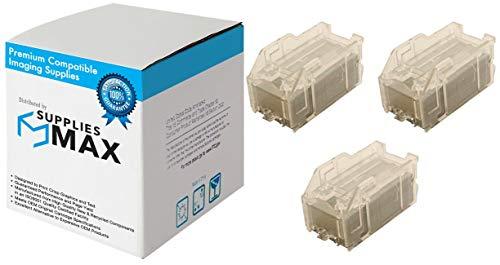 SuppliesMAX Compatible Replacement for Type P1 Copier/Printer Staples Cartridge (3/PK-5000 Staples) (008R12964)