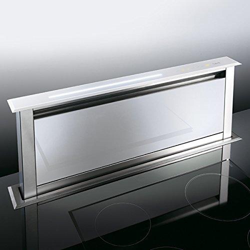 Best Dunstabzugshaube Lift Glas Weiß 60 EM