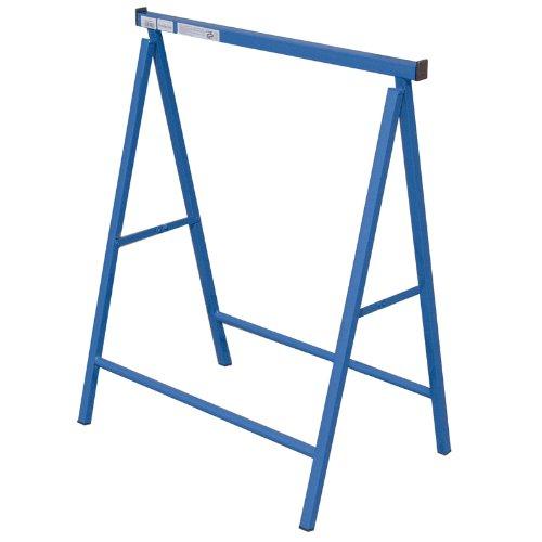 pro-bau-tec 2 Stück Klappbock, 200 kg, blau, 2x100081