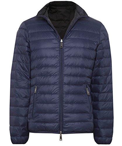 Armani Jeans Herren 8N6B546NJMZ Jacke, Blau (blu 0541), X-Large (Herstellergröße: 54)