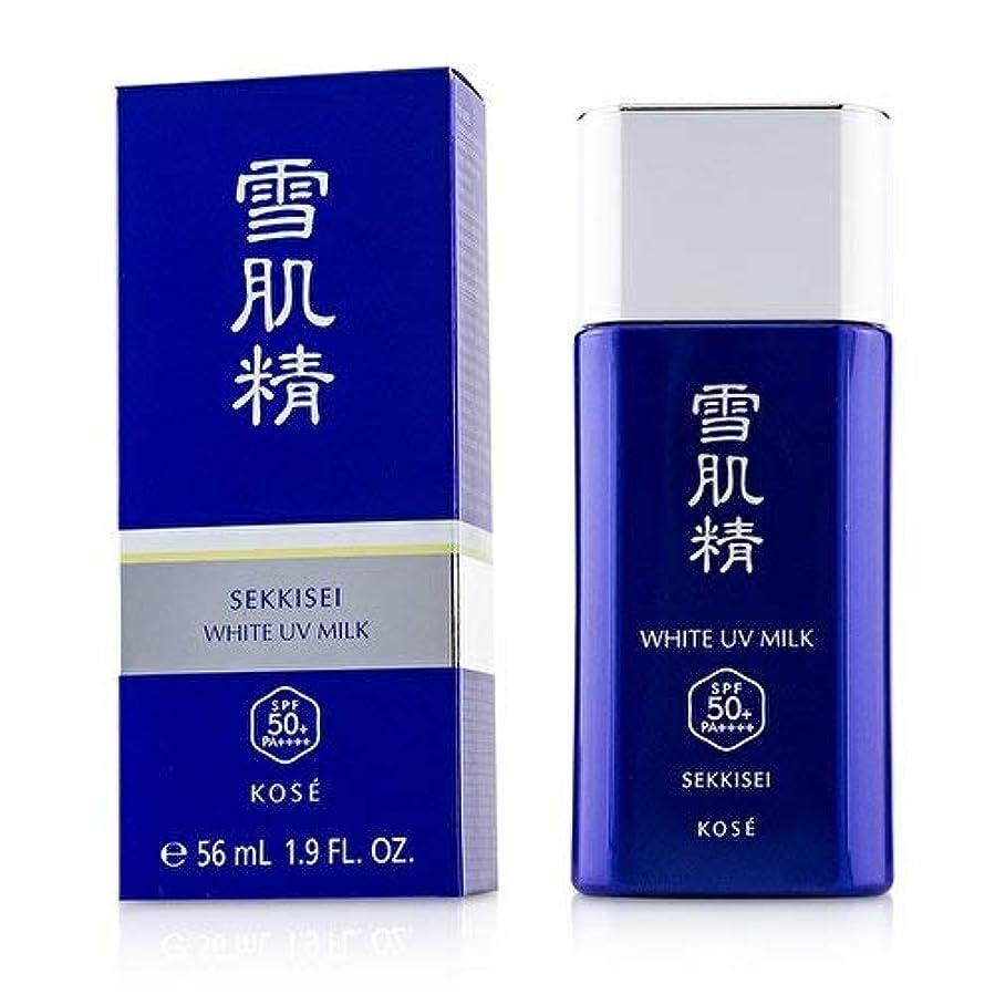 チューブシングル筋肉のコーセー 雪肌精 ホワイト UV ミルク SPF50+/PA++++ 60g