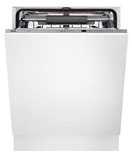 AEG FSE52700P lavavajilla Totalmente integrado 15 cubiertos A++ ...