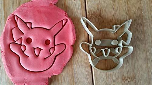 Kekstempel/Ausstechform für Kekse pikachu ca. 8cm