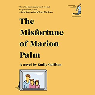 The Misfortune of Marion Palm cover art